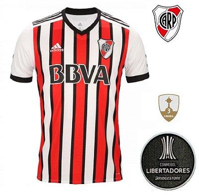 34c7dd9c529a4 Camisa River Plate 2018 (Third-uniforme 3) - Climacool