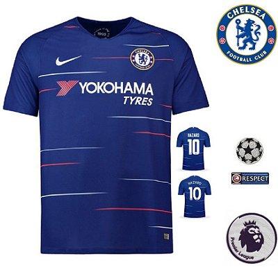 Camisa Chelsea 2018-19 (Home-Uniforme 1) -