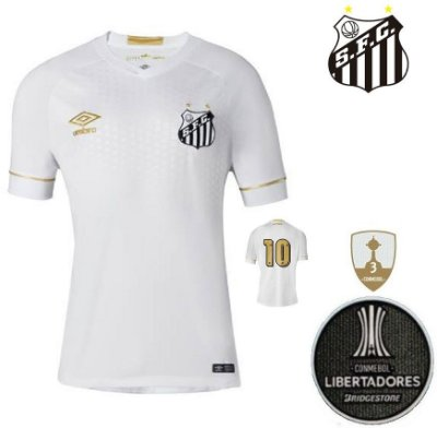 Camisa Santos 2018-19 (Home-Uniforme 1) - torcedor 4f5a6de3c486c