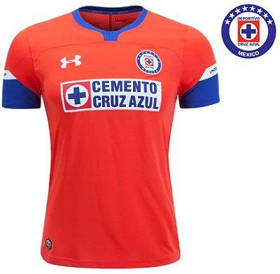 2ded44aabf1b2 Camisa Cruz Azul 2018-19 (Third-Uniforme 3) -