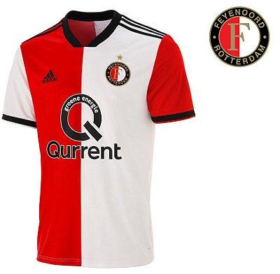 7eff6801201f9 Camisa Feyenoord 2018-19 (Home-Uniforme 1) -