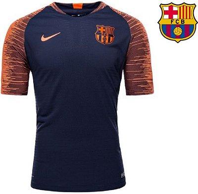 af8dfb1f0e49a Camisa Barcelona 2018-19 (Treino) -