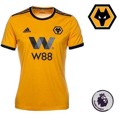 7eb07926c1 Camisa Wolverhampton Wanderers