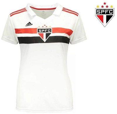 Camisa São Paulo 2018-19 (Home-Uniforme 1) -
