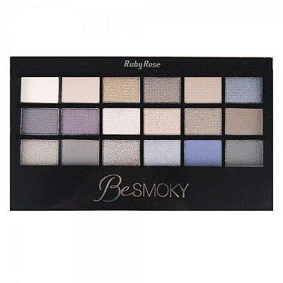 Paleta de Sombras Be Smokey HB9926