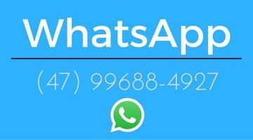 Atendimento via WhatsApp!