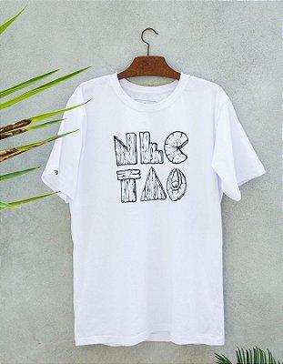 Camiseta Slim-Fit - Madeira Necta