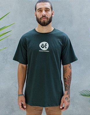 Camiseta Slim-Fit - Selo Material Ecológico
