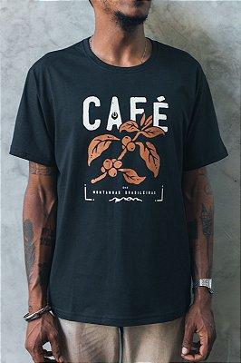 Camiseta Regular Café
