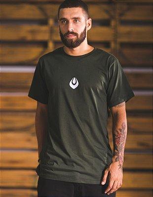 Camiseta Slim-Fit - Gota Alma Necta