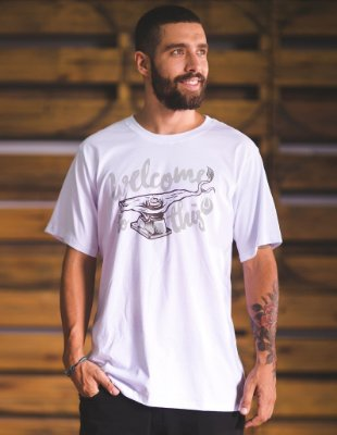 Camiseta Slim-Fit - Woodtruck Alma Necta