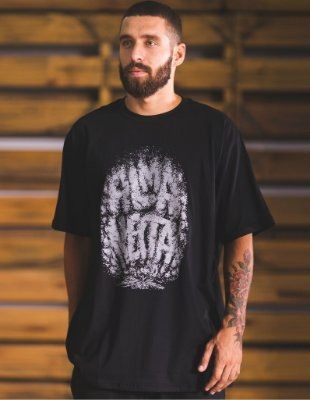 Camiseta Straight-Fit - Fogueira Alma Necta