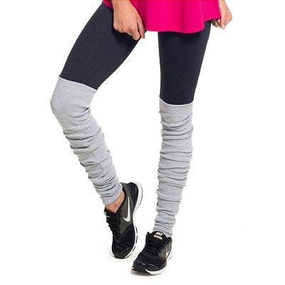 Legging Top Trend com polaina