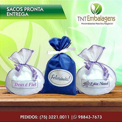 SACOS DE TNT COM FITA TNT PARA LEMBRANCINHA COM FRASES PRONTAS (PARA PRONTA ENTREGA) - TNT EMBALAGENS