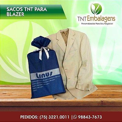 SACO DE TNT PARA TERNO / BLAZER PERSONALIZADO - TNT EMBALAGENS