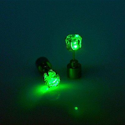 Brinco de LED Multicolor (Vermelho, Verde e Azul) - PAR