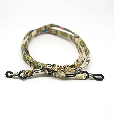 Cordinha / Cordão Para Óculos Colorido - SAYRI- GARRA