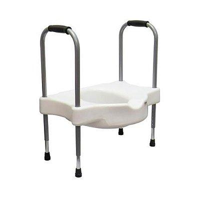 Assento Sanitário com Alças Reguláveis - SIT V - Carci