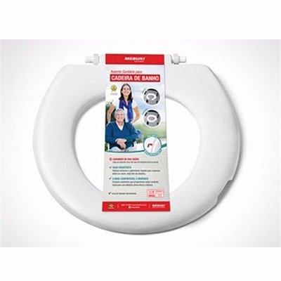 Assento Sanitário p/ Cadeira Higiênica - Fechado ( Mebuki)