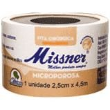 Fita Microporosa Bege - Missner