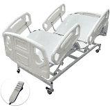 Cama motorizada com elevação do leito luxo - 3 movimentos - motorizada - Desmatec