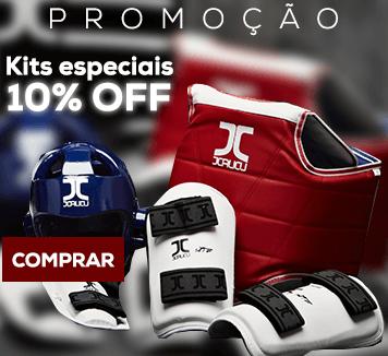 Promoção Kits especial 10% OFF