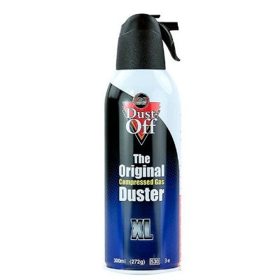 Spray de Ar Comprimido Dust Off XL