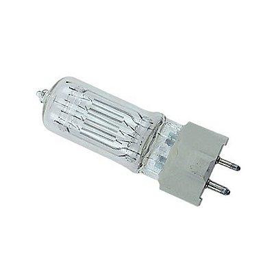 Lâmpada Halógena FRK 650W 120V - Base Bi-Pino GY9.5