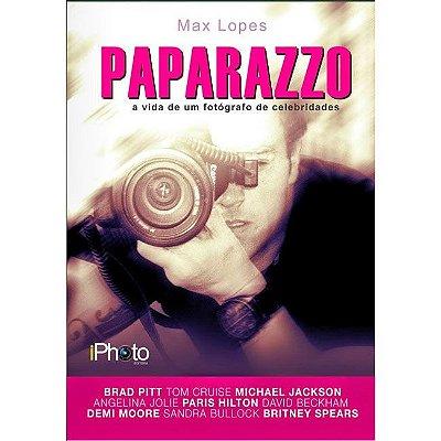Livro Paparazzo: a vida de um fotógrafo de celebridades