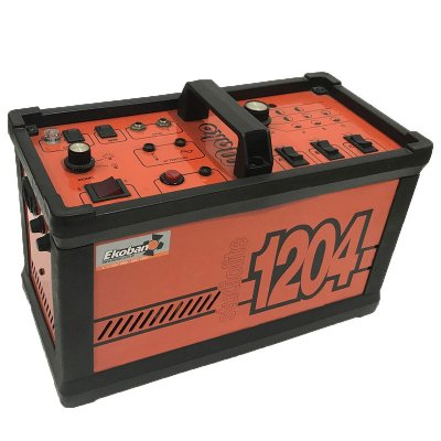 Gerador Mako 1204 Assimétrico com 2 Tochas QI 220v - Usado
