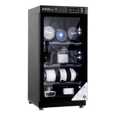 Gabinete Kingjoy Desumidificador Anti Fungos 50lt