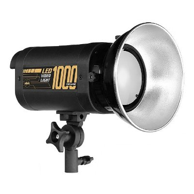 Iluminador Video Light Led 1000 PRÓ 5500K