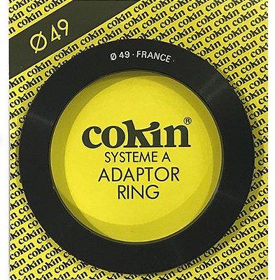 Anel adaptador Cokin Serie A 49 mm (A 257 )