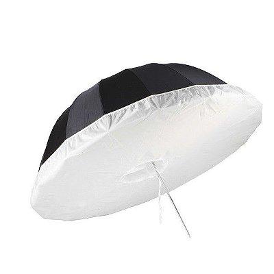 Sombrinha Large Umbrella Silver 150 + Difusor