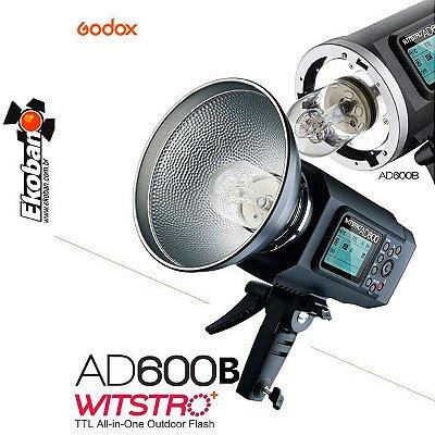Flash à Bateria Witstro AD600B TTL