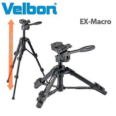Tripe Velbon EX-MACRO