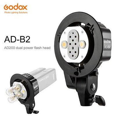 Adaptador GODOX AD-B2 para AD200