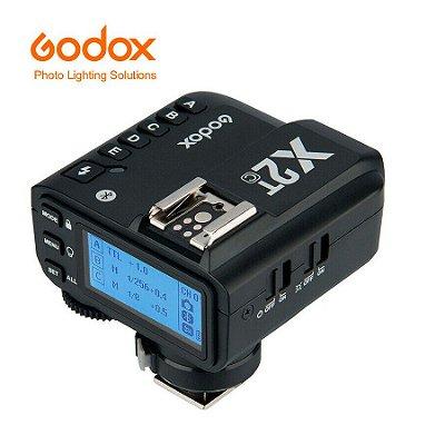 Transmissor Godox X2T-C - para Canon - Versão Atualizada