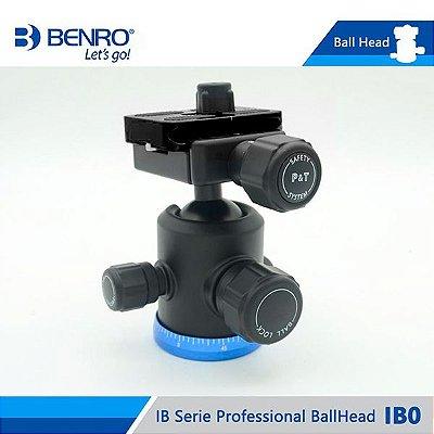 Cabeça Benro Ball Head IB0 - p/6Kg