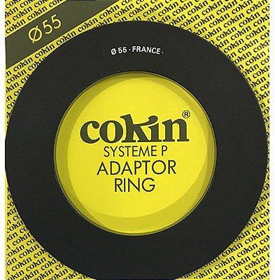 Anel adaptador Cokin Serie P 55 mm (P  455 )