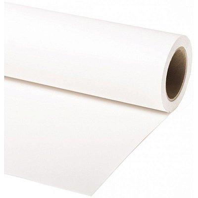Fundo de Papel Branco 1,35 x 11m