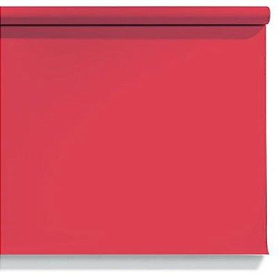 Fundo de Papel Scarlet 2,72 x 11m - 056 Made USA