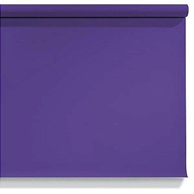 Fundo de Papel Deep Purple 2,72 x 11m