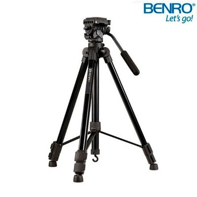 Tripé Benro T980EX com Suporte para Celular