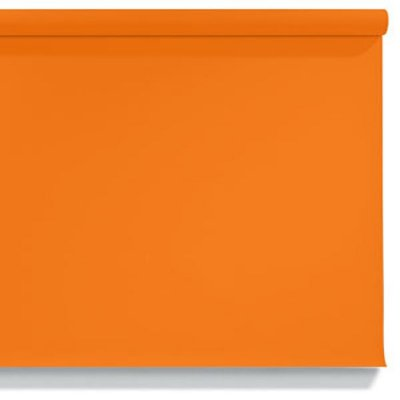 Fundo Papel Orange 2,72 x 11m - 94 Made USA