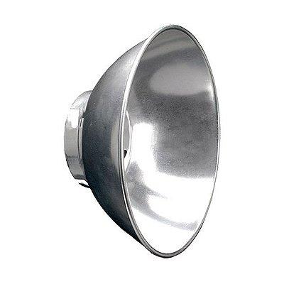 Refletor Parabólico 250mm (para uso com sombrinhas difusoras)
