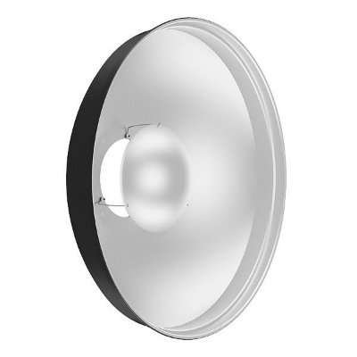 Refletor Beauty Dish G3 370mm - PRATA