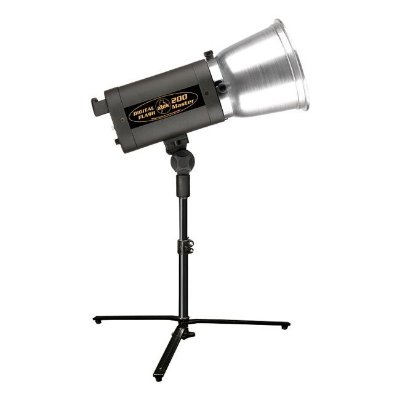 Studio Digital 200 Master para Luz de Fundo