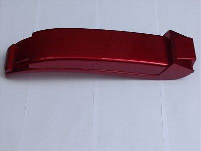 Tampa Superior Caixa de Bateria (3 baterias) Vermelha
