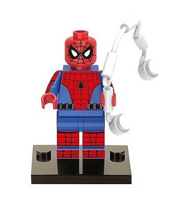 Mini Figura Marvel - Homem Aranha Guerra Civil #57